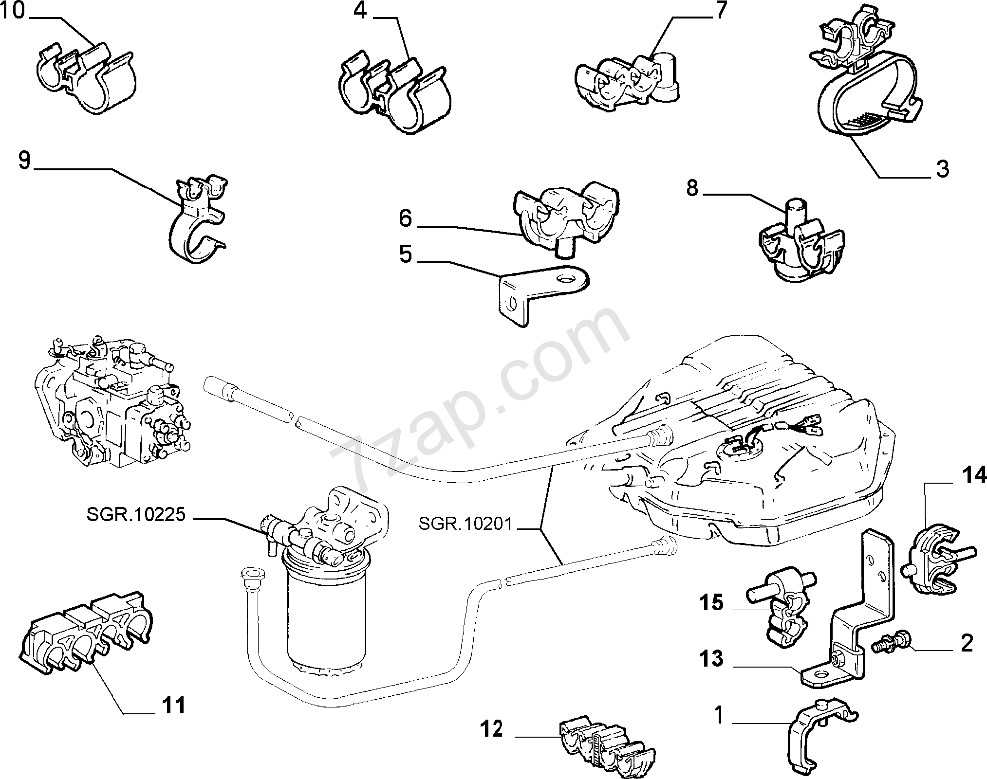 Fiat Ducato Fuel System Diagram Explained Wiring Diagrams Pump Line Fixing Pro Ducato94 Diesel 1994 2002 Commercial